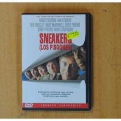 SNEAKERS (LOS FISGONES) - DVD