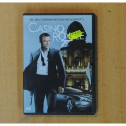 007 CASINO ROYAL - DVD