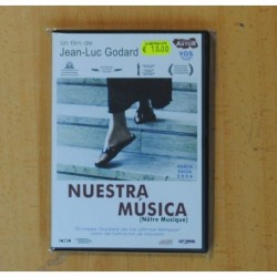 NUESTRA MUSICA - DVD