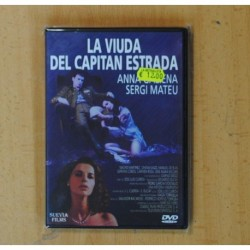 LA VIUDA DEL CAPITAN ESTRADA - DVD