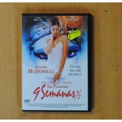 LAS PRIMERAS 9 SEMANAS 1/2 - DVD