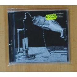 MACROMASSA - ARMAS MOSCA - CD