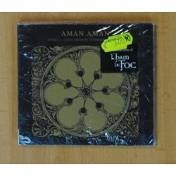 AMAN AMAN - MUSICA I CANTS SEFARDIS D ORIENT I OCCIDENT - CD
