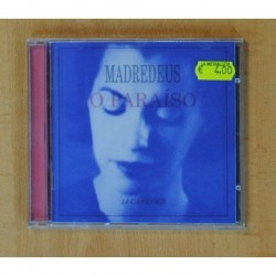 MADREDEUS - PARAISO / 14 CANCOES - CD