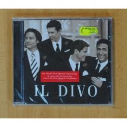 IL DIVO - IL DIVO - CD
