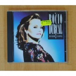 ROCIO DURCAL - MIS MEJORES CANCIONES - CD