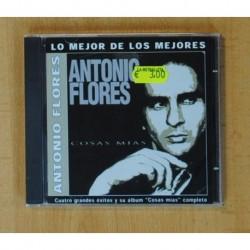ANTONIO FLORES - COSAS MIAS - CD