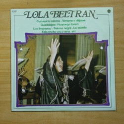 LOLA BELTRAN - LOLA BELTRAN - LP