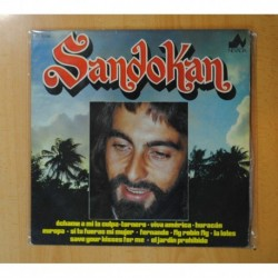 SANDOKAN - SANDOKAN - LP