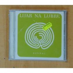 LUAR NA LUBRE - ESPIRAL - CD