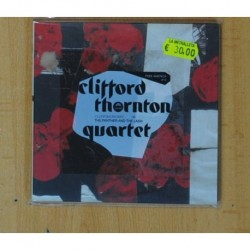 CLIFFORD THORNTON QUARTET - THE PANTHER AND THE LASH - CD