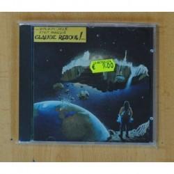 CLAUDE REBOUL - L ORGANISTE BARBARE - CD