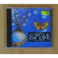 PHIL MARE - CYCLE OF LIFE - CD