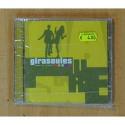 GIRASOULES - ROMPE TU SILENCIO - CD