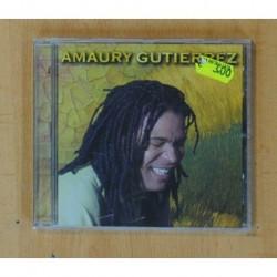 AMAURY GUTIERREZ - AMAURY GUTIERREZ - CD