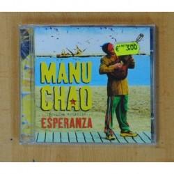 MANU CHAO - PROXIMA ESTACION ESPERANZA - CD