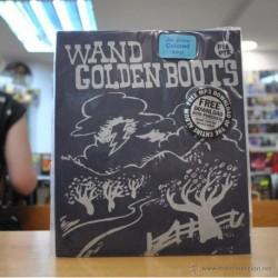 GOLDEN BOOTS - WAND - EDICION LIMITADA Y NUMERADA - VINILO COLOR - SINGLE