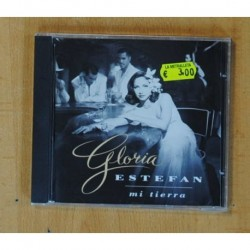GLORIA ESTEFAN - MI TIERRA - CD