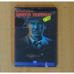 UNICO TESTIGO - DVD