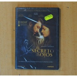 EL SECRETO DE SUS OJOS - DVD
