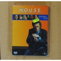 HOUSE TEMPORADA DOS - 2 DVD