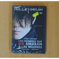 LOS HOMBRES QUE NO AMABAN A LAS MUJERES - MILLENIUM 1 - DVD