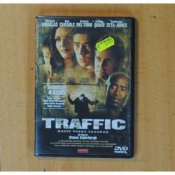 TRAFFIC - DVD