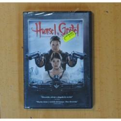 HANSEL Y GRETEL ( CAZADORES DE BRUJAS ) - DVD