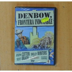 DENBOW, FRONTERA INDOMABLE - DVD