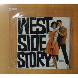 VARIOS - WEST SIDE STORY - 10´´- LP