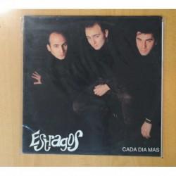 ESTRAGOS - CADA DIA MAS - LP