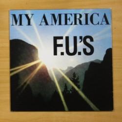 F.U.´S - MY AMERICA - LP