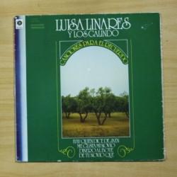 LUISA LINARES Y LOS GALINDO - CANCIONES PARA EL RECUERDO - LP