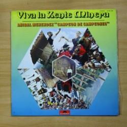 ANIBAL MENENDEZ - VIVA LA XENTE MINERA - LP