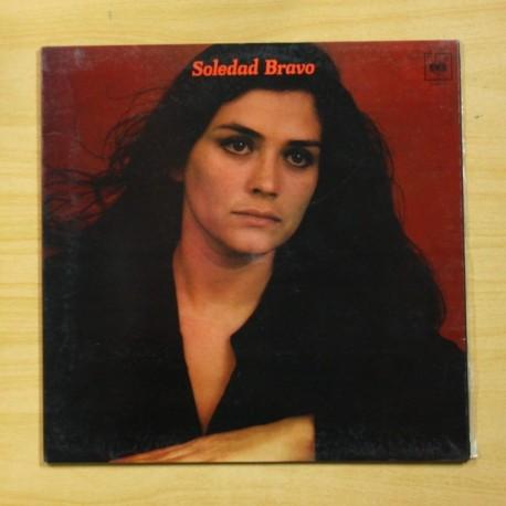SOLEDAD BRAVO - SOLEDAD BRAVO - GATEFOLD - LP