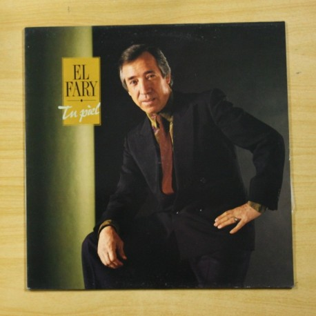 EL FARY - TU PIEL - LP
