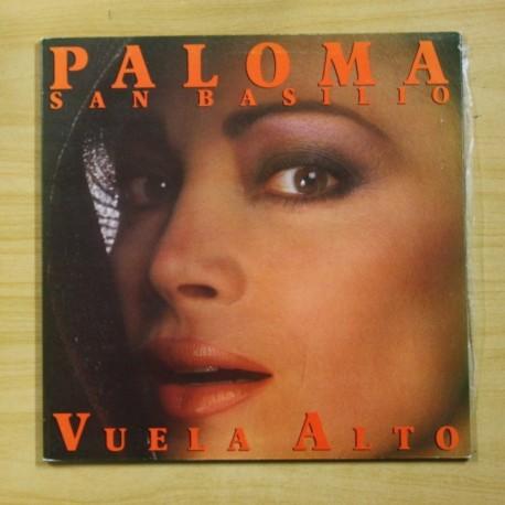 PALOMA SAN BASILIO - VUELA ALTO - GATEFOLD - LP