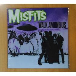 MISFITS - WALK AMONG US - LP