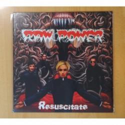 RAW POWER - RESUSCITATE - LP