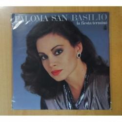 PALOMA SAN BASILIO - LA FIESTA TERMINO - LP
