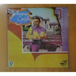 JOHNNY CASH - OLD GOLDEN THROAT - LP