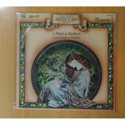 THE JOHN RENBOURN GROUP - A MAID IN BEDLAM - LP