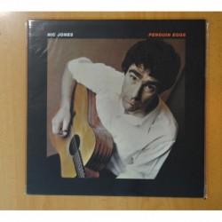 NIC JONES - PENGUIN EGGS + VINILO BLANCO - LP