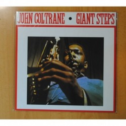 JOHN COLTRANE - GIANT STEPS - GATEFOLD - LP