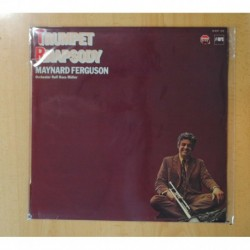 MAYNARD FERGUSON - TRUMPET RHAPSODY - LP