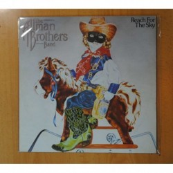 THE ALLMAN BROTHERS BAND - REACH FOR THE SKY - LP