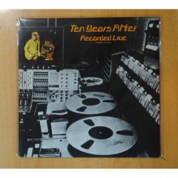 TEN YEARS AFTER - RECORDED LIVE - GATEFOLD - 2 LP