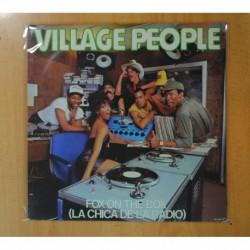 VILLAGE PEOPLE - FOX ON THE BOX - LP