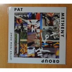 PAT METHENY GROUP - LETTER FROM HOME - LP