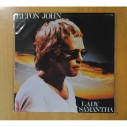 ELTON JOHN - LADY SAMANTHA - LP